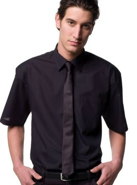 Russell Collection Polycotton Poplin Shirt